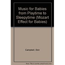 Music for Babies from Playtime to Sleepytime
