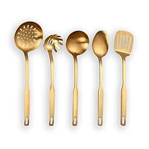 Amazon.com: Berglander Juego de herramientas de cocina de ...