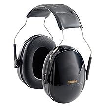 Peltor Junior Earmuff, Black, (97070C)