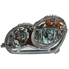 TYC 20-6980-00 Mercedes Benz Driver Side Headlight Assembly