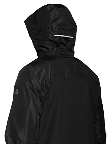 Impermeabile Black Jacket Uomo Pepper Giacca black Craghoppers Apex tw4POqnOB