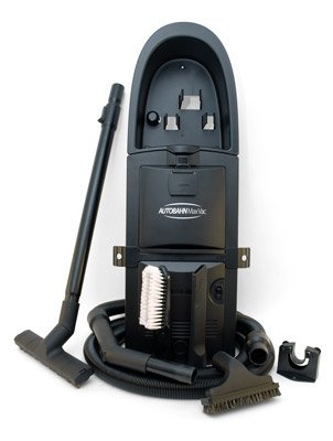 Autobahn Wall Mount 50 HP Garage Vacuum