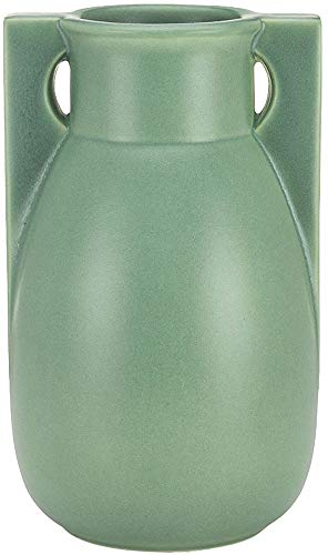 Frank Lloyd Wright Vase - YTC Teco Two Buttress Vase - Green