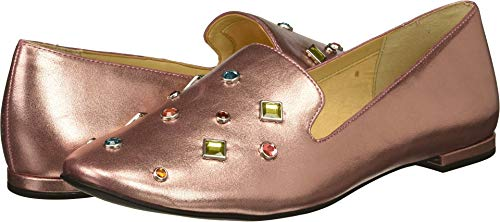 Katy Perry Women's The Turner Loafer Flat, Pink, 10 M Medium US