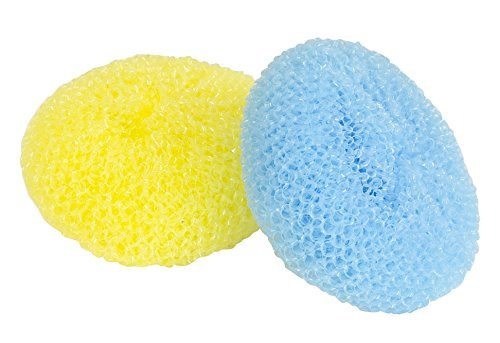 Quickie Mfg 502-3/72 2PK Plastic Mesh Scourer - Quantity 72 by Quickie