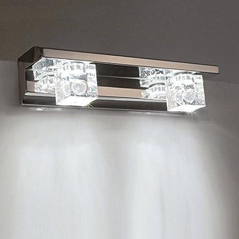 BOOTU LED Badezimmer Spiegel lampe Bad Wand Lampen Licht im ...