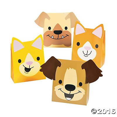 Adopt Cat (Dog and Cat Treat Boxes - 12 pc)