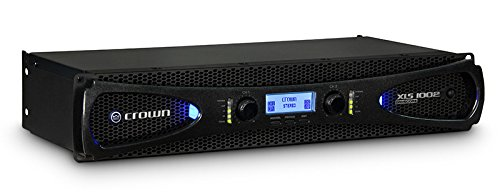 Crown XLS1002 Two channel Power Amplifier product image