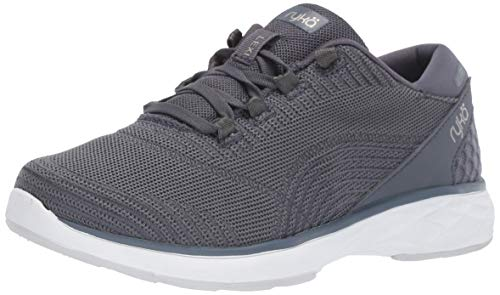 (Ryka Women's Lexi Walking Shoe Spring Denim 12 M US)