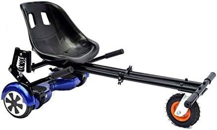 ECONNECT Hoverkart ALL SIZES Amortiguador Silla adaptable Hoverboard 6,5/8/10 pulgadas: Amazon.es: Deportes y aire libre