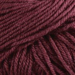 4 Ply Worsted Yarn - Cascade 220 Superwash - #855 Maroon
