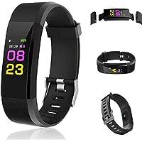 Kouye Smart Wristband Fitness Monitor (Black)