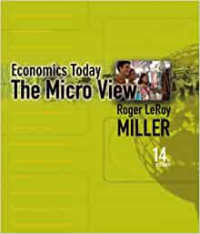 The Micro Economy Today by Schiller Bradley R Gebhardt Karen
