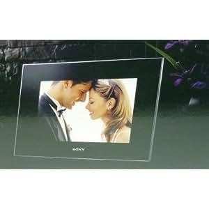 "Sony DPF-V1000 - Marco digital (254 mm (10 ""), LCD, 1024 MB, MS, SD, xD, CF, Blanco)"