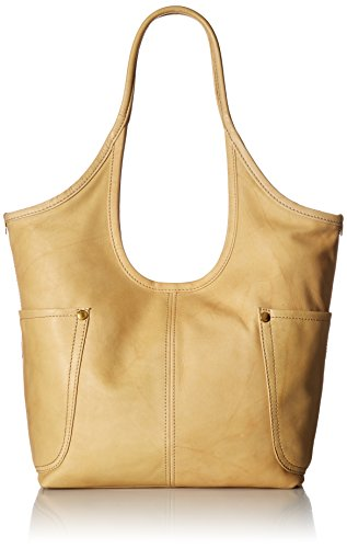 FRYE Campus Rivet Shoulder Leather Tote Handbag