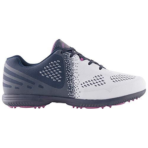 Callaway Women's Halo SL Golf Shoe Navy/White 9 M US