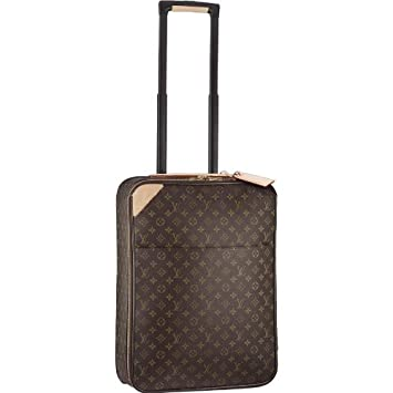 1941373c7 Amazon.com : Louis Vuitton Pegase 55 M23294 : Cosmetic Tote Bags : Beauty