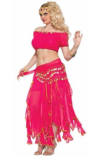 [Sunrise Dancer Costume] (Arabian Woman Costumes)