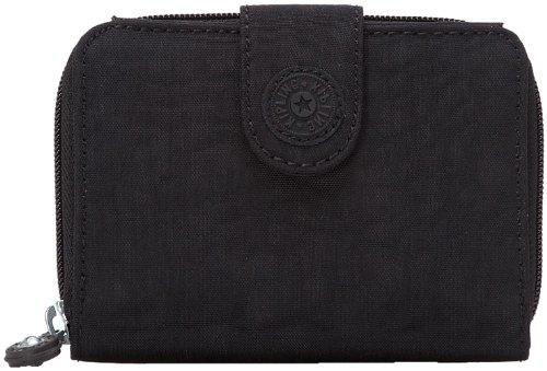 Kipling New Money Deluxe Wallet, Black, One Size by Kipling