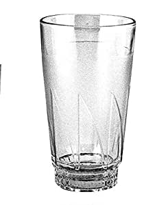 Royalford 6 Pieces Glass Tumbler 12oz [RF2654-GT6]
