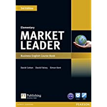 Market Leader Elementary Business English Course Book C/Cd