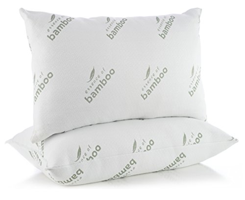 Pillows For Sleeping in Super Plush Comfort - Essence of Bam