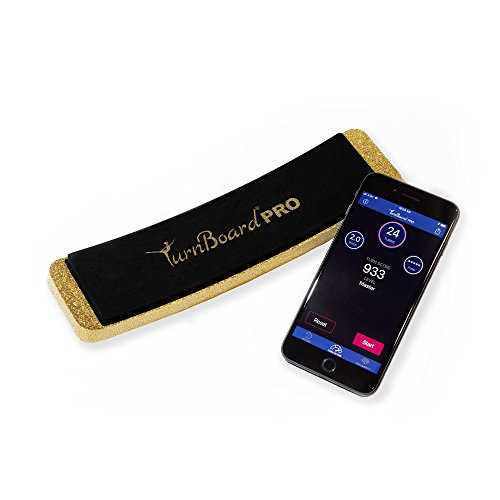 TurnBoard PRO (Official TurnBoard) (Gold Glitter)