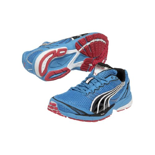 Puma - Zapatillas de running para mujer Vivid Blue/Black