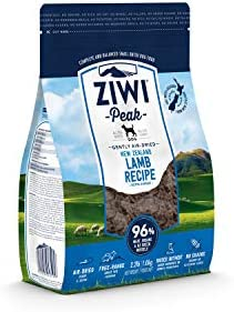 ZIWI Peak Air-Dried Dog Food Topper Recipe