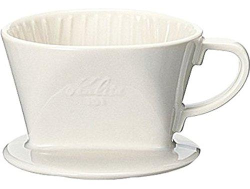 Kalita: Ceramic Coffee Dripper 101-White Lotto