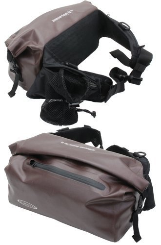 Vision Fly Fishing Aqua Handles Waterproof Pack by Vision Fly Fishing