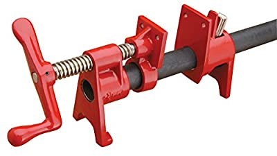 Grizzly H5956 Pipe Clamp Set On Stand