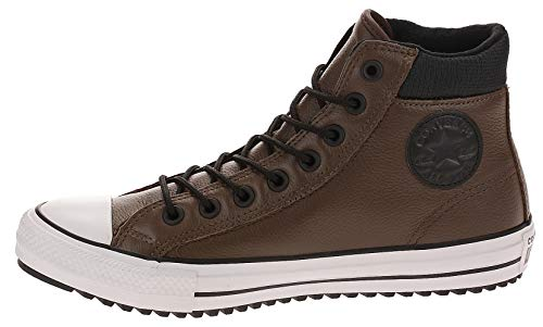 new arrival 07b60 f6d1e Converse Men s CT All Star Hi PC Leather Boots, Brown, ...