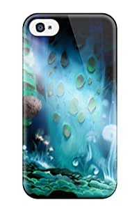 Hot Snap-on Nausicaa Of The Valley Of The Wind Hard Cover Case/ Protective Case For Iphone 4/4s wangjiang maoyi