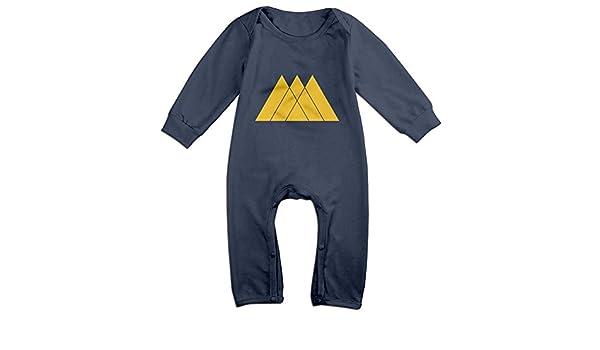 Cute Destiny Warlock Logo Outfits For Newborn Baby Navy