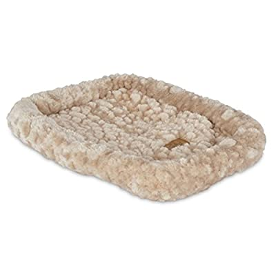Precision Pet Snoozzy Fleece Crate Bed