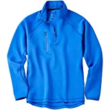 Bobby Jones XH2O Performance Crawford 1/4 Zip Pullover Marina Blue XXX-Large