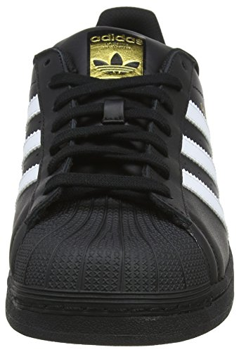 Black Ftwr Top Core Unisex Superstar Erwachsene Core Low adidas Foundation White Schwarz Black XzqwfxS7f