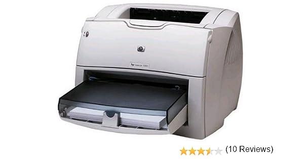 HP Laserjet 1300 - Impresora láser blanco y negro (19 ppm): Amazon.es: Informática