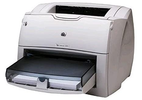 Amazon.com: Hewlett Packard Laserjet 1300 USB/Parallel Laser ...