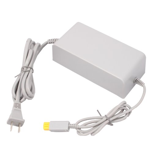 Power Supply Universal 100 - 240V AC Adapter for Wii U Console US Plug by IDS (Console Wii 240v compare prices)
