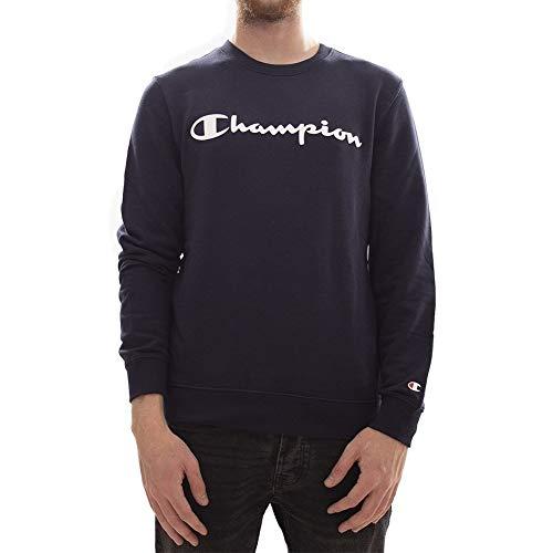 Champion Sweatshirt Herren 212682 S19 BL501 NNY Dunkelblau
