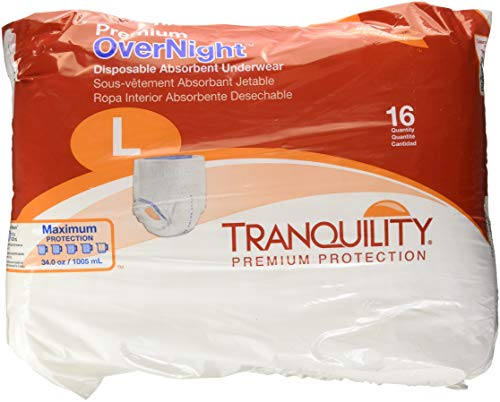 Tranquility Premium Overnight Disposable