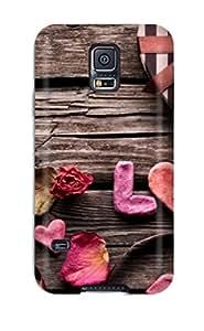 Michael paytosh Dawson's Shop 5444608K91842505 Galaxy High Quality Tpu Case/ My Valentine Gift Case Cover For Galaxy S5