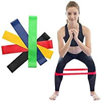 Resistance Loop Bands, Resistance Exercise Bands for Home Fitness, Stretching, Strength Training, Physical Therapy…