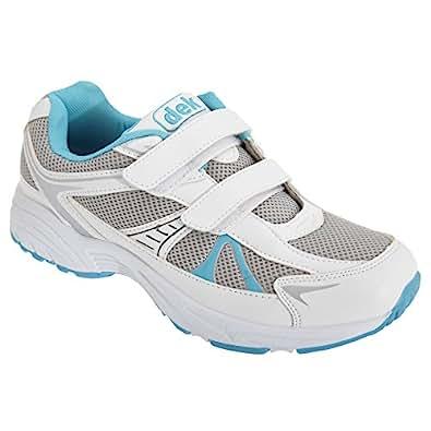 Dek - Zapatillas Deportivas Modelo Moon con Cierre con Velcro para Mujer: Amazon.es: Zapatos y complementos