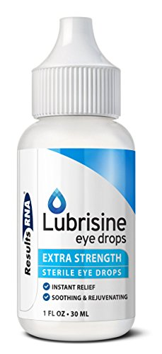 Eye Again Tears (Results RNA Lubricant Eye Drops 1 Ounce Bottle | Great For Burning, Watery, Itchy, Dry, Red, Irritated, Tired, & Puffy Eyes)