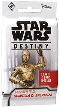Asmodee Italia Star Wars: Destiny Booster Pack Chispa de ...