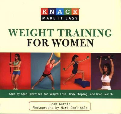 Knack Weight Training for Women: Step-by-Step Exercises for Weight Loss, Body Sh PDF