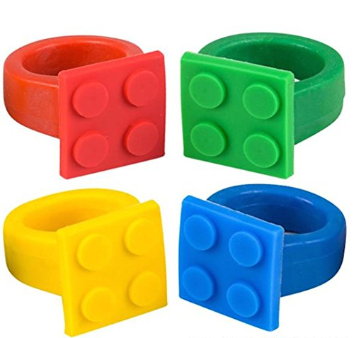 PARTY SUPPLIES, LEGO STYLE 0.75